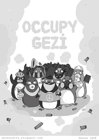 poster art occupy gezi_unknwon-5