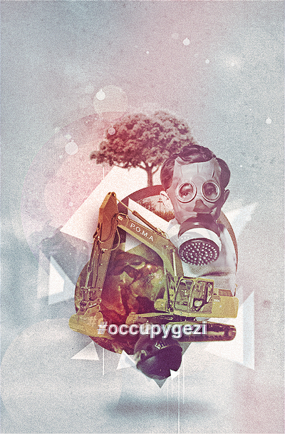 poster art occupy gezi_unknwon-8